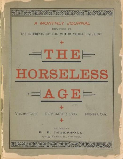 HorselessAge