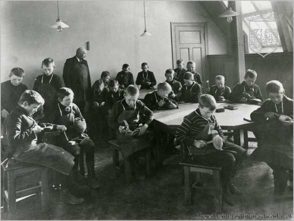 Lademoen skole 1914
