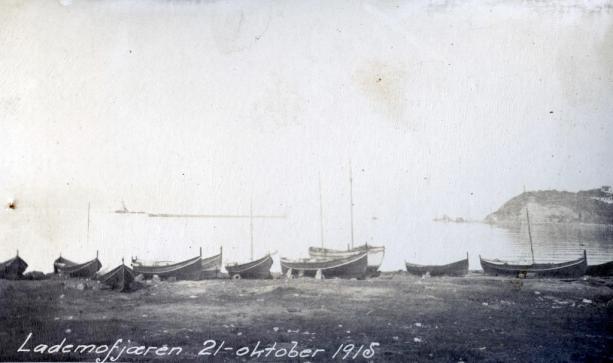 Lamofjæra 1915