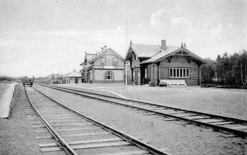 rinnan stasjon