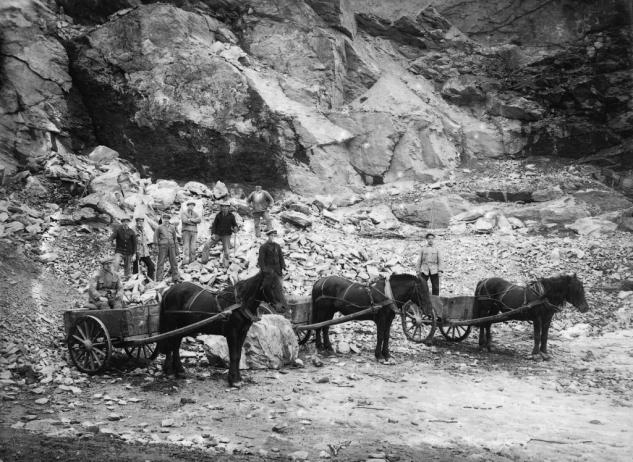 steinbrudd 1928 r
